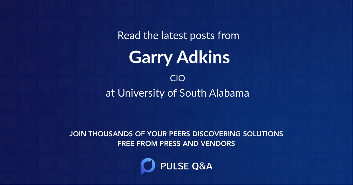 Garry Adkins