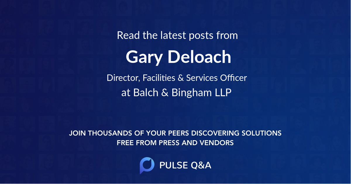 Gary Deloach