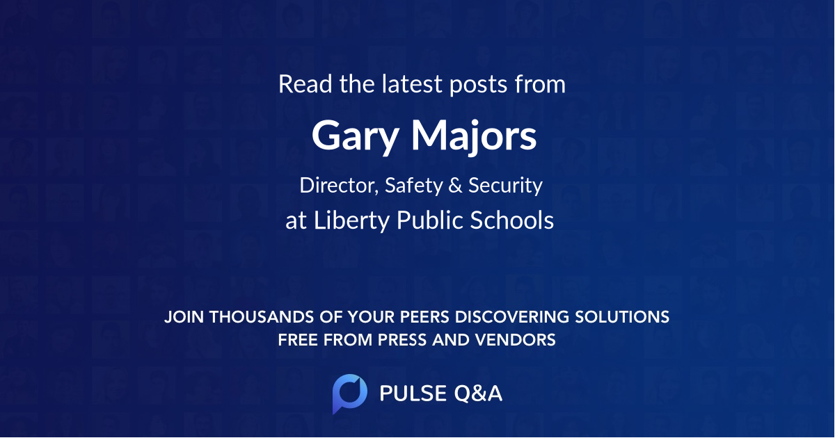 Gary Majors