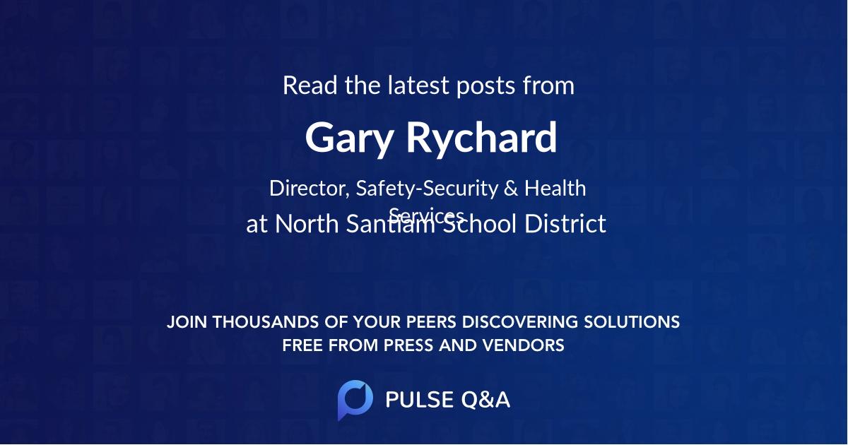 Gary Rychard