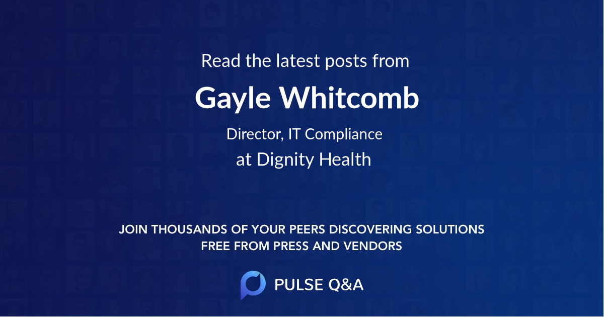 Gayle Whitcomb