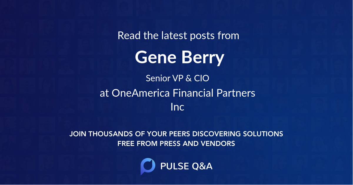 Gene Berry