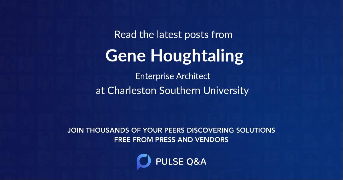 Gene Houghtaling