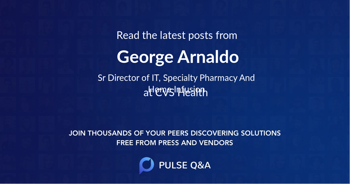 George Arnaldo