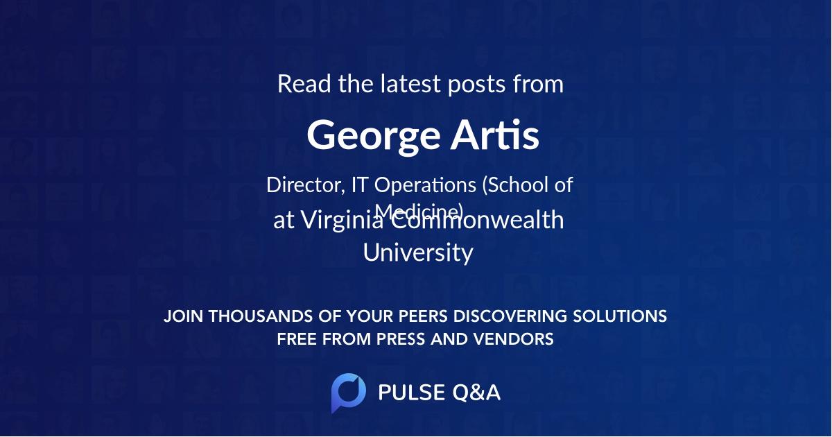George Artis