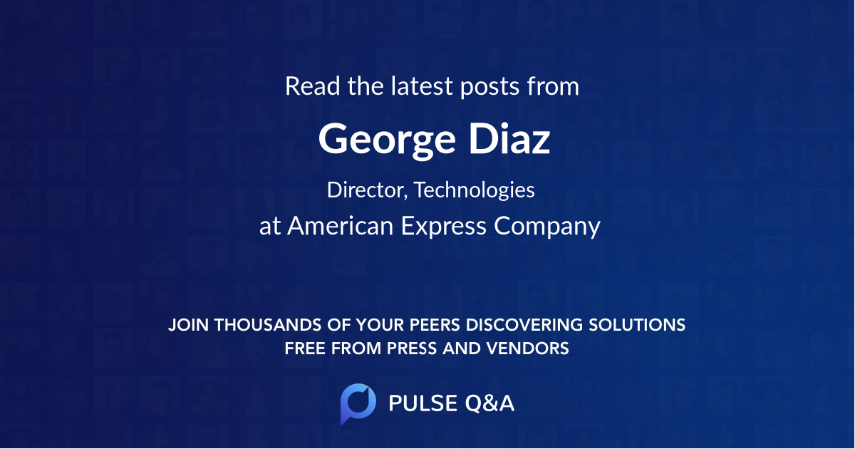 George Diaz
