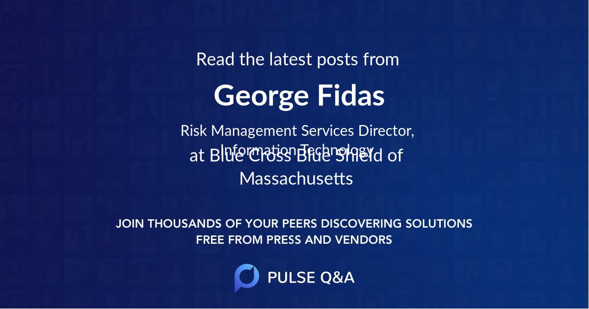 George Fidas