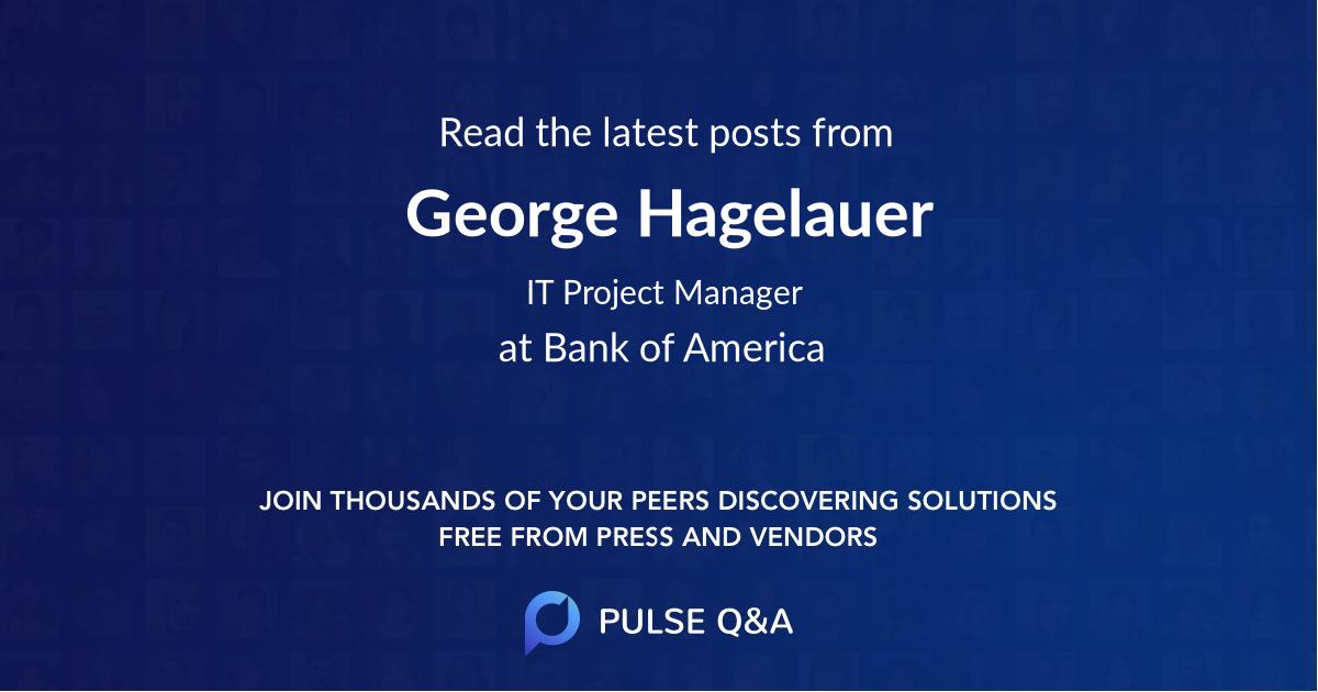 George Hagelauer