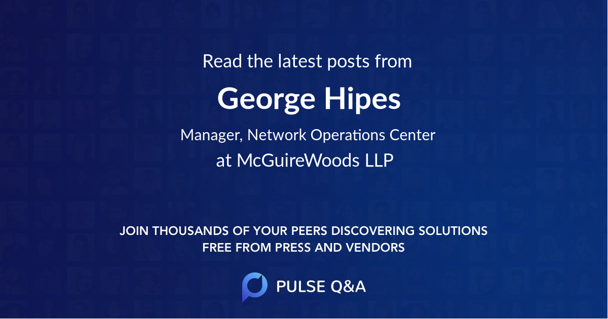 George Hipes