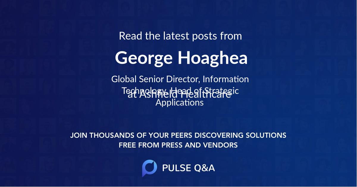 George Hoaghea