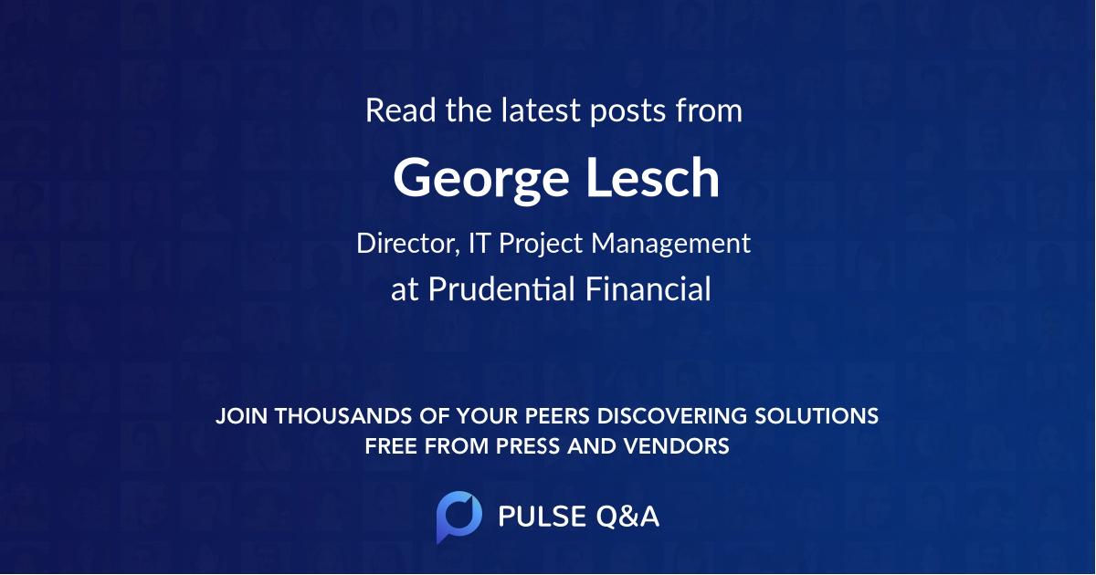 George Lesch