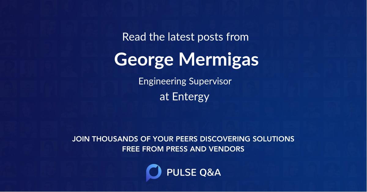 George Mermigas