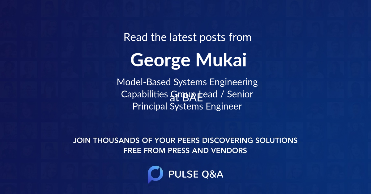 George Mukai