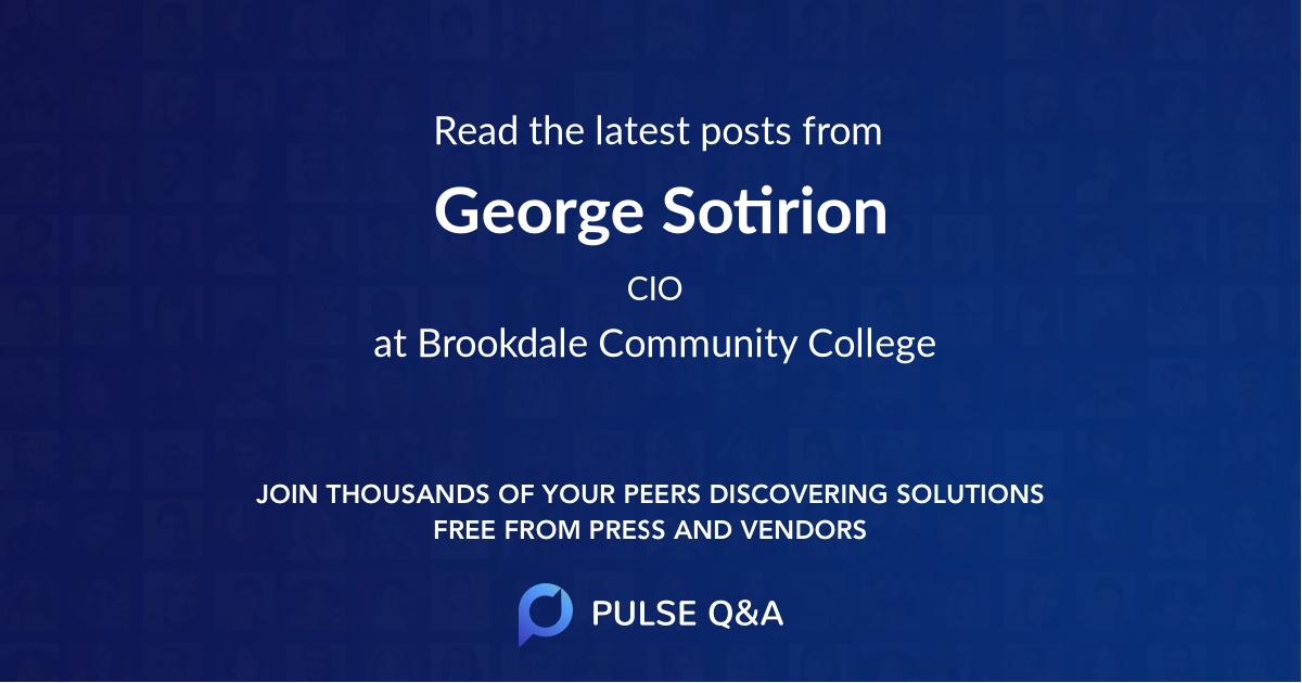 George Sotirion