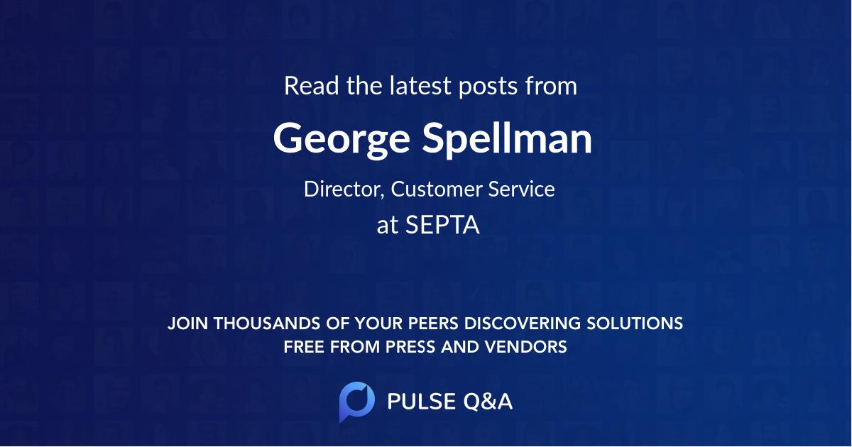 George Spellman