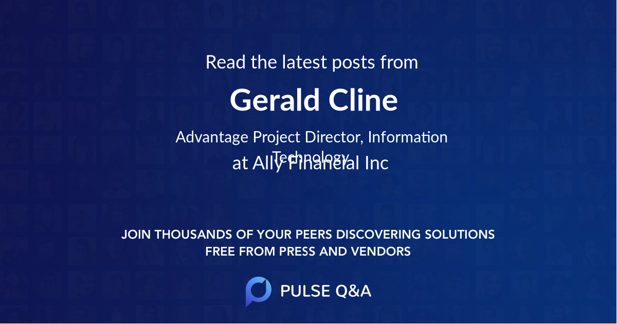 Gerald Cline