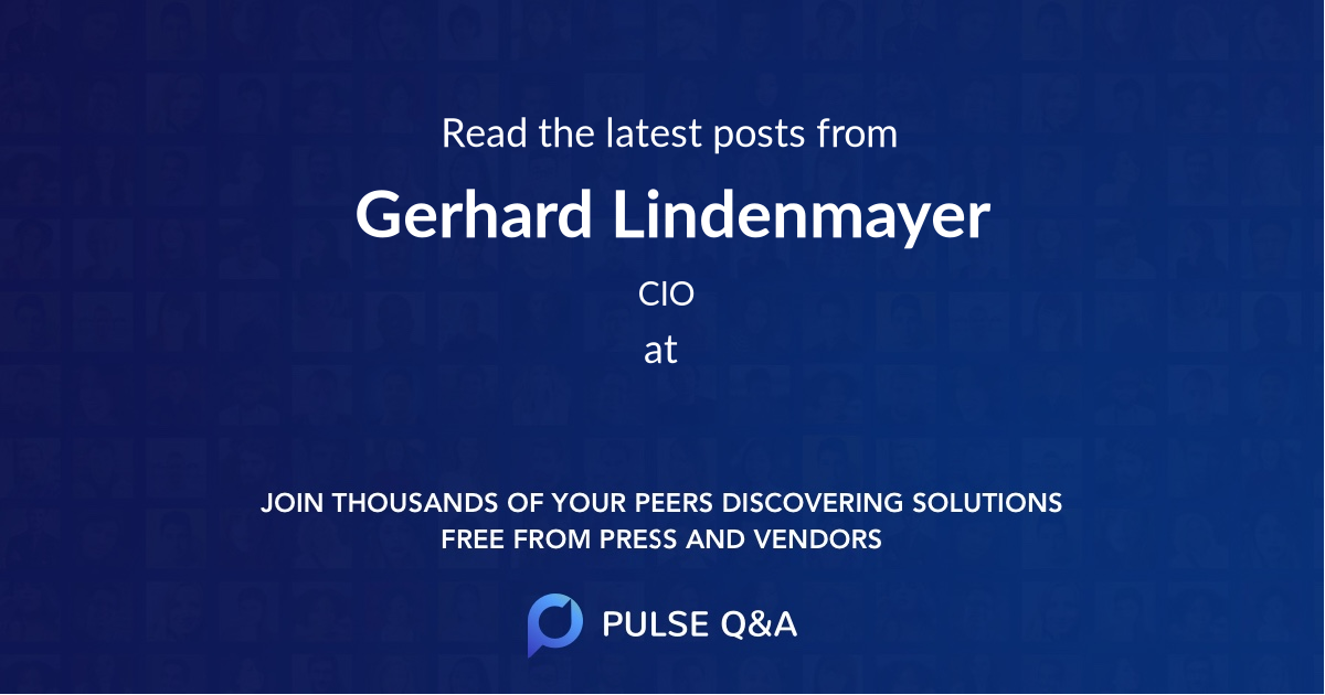 Gerhard Lindenmayer