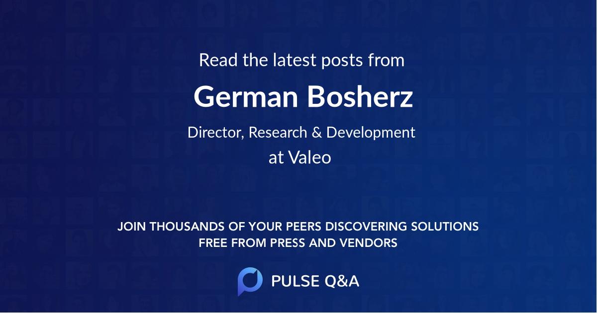 German Bosherz