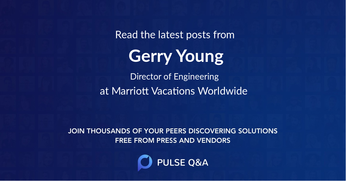 Gerry Young