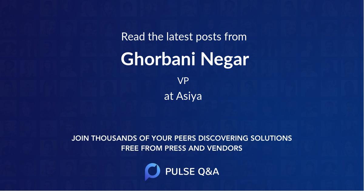 Ghorbani Negar