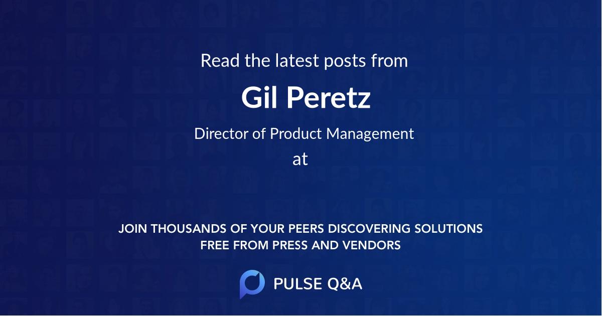 Gil Peretz