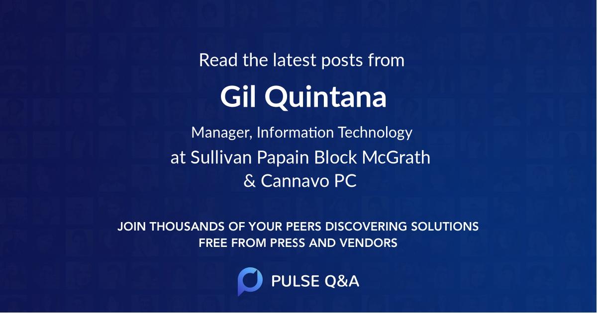 Gil Quintana
