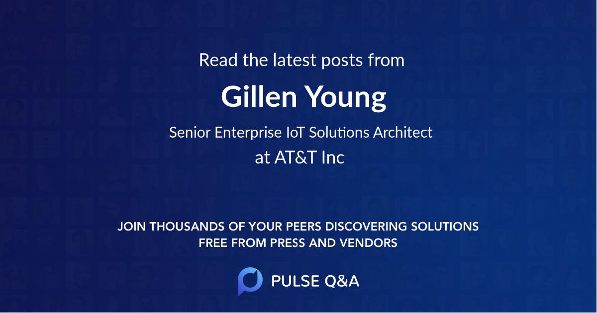 Gillen Young