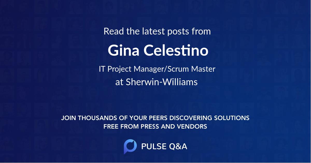 Gina Celestino