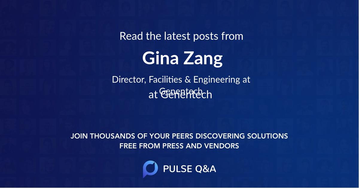 Gina Zang