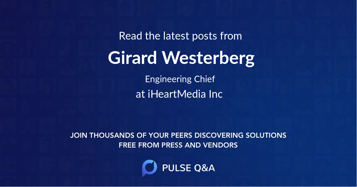 Girard Westerberg