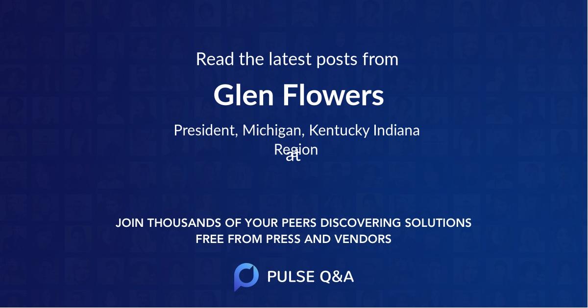 Glen Flowers