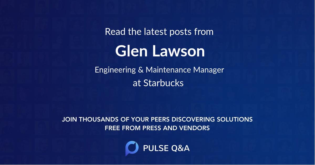 Glen Lawson