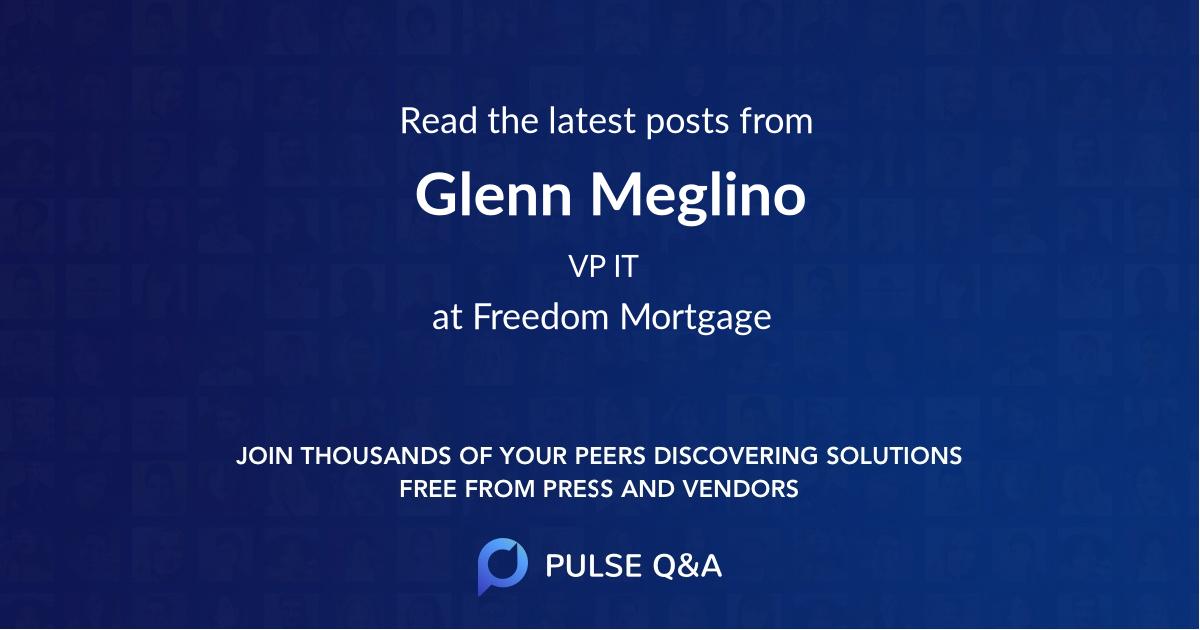 Glenn Meglino