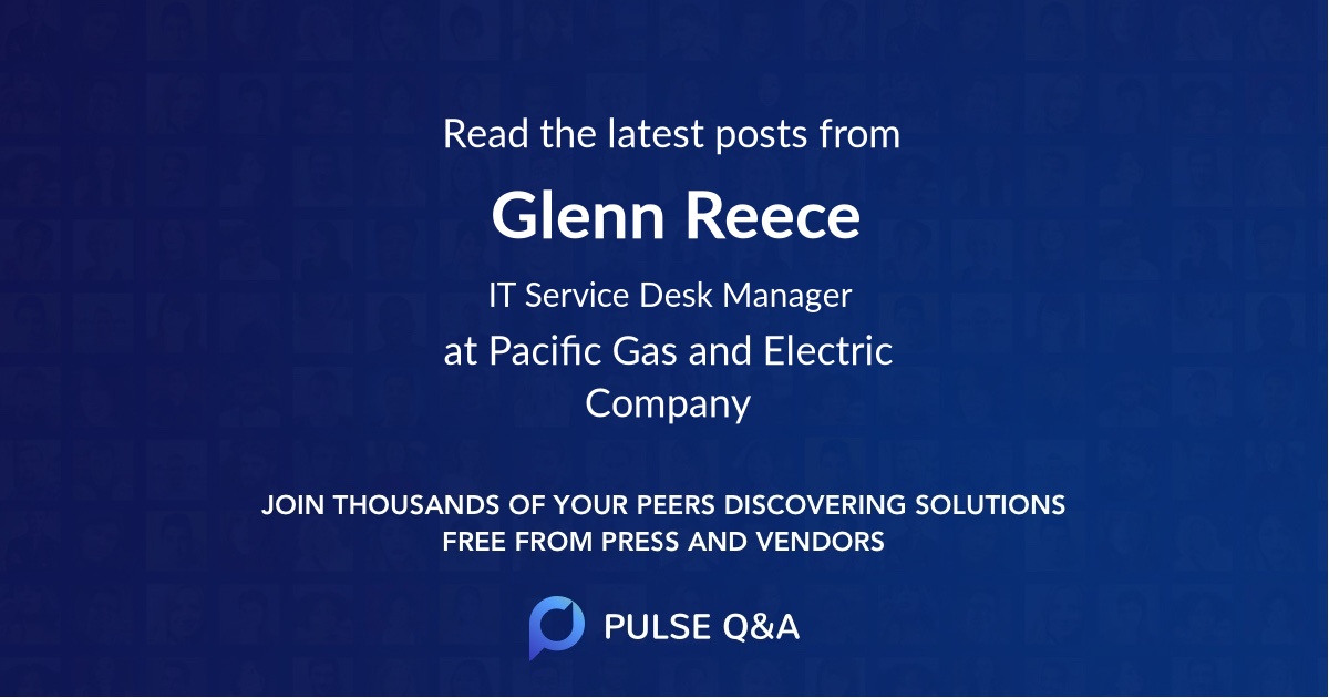 Glenn Reece