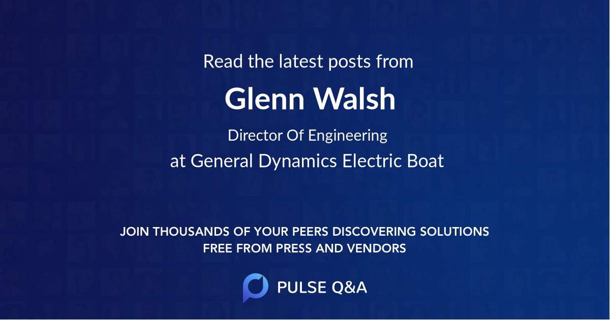 Glenn Walsh