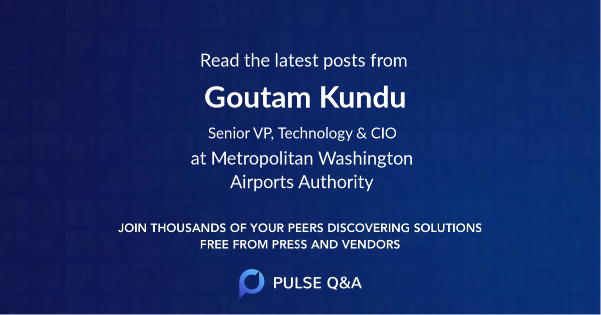 Goutam Kundu
