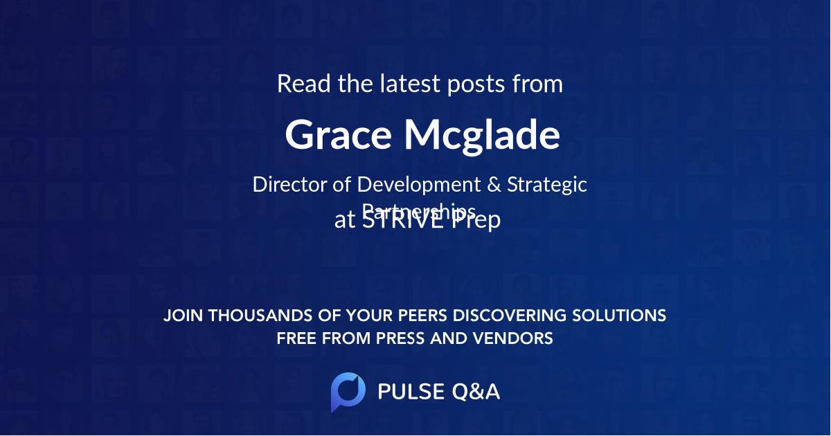 Grace Mcglade