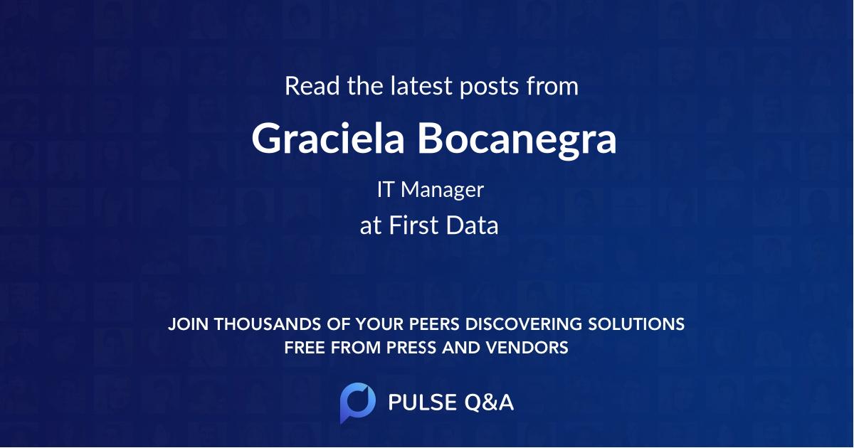 Graciela Bocanegra