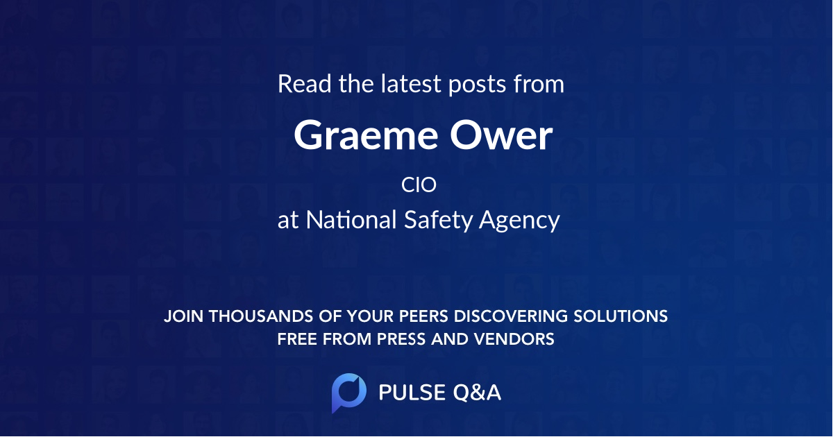 Graeme Ower