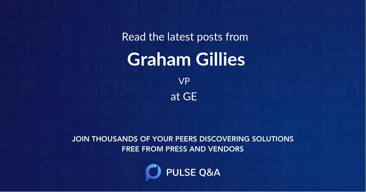 Graham Gillies