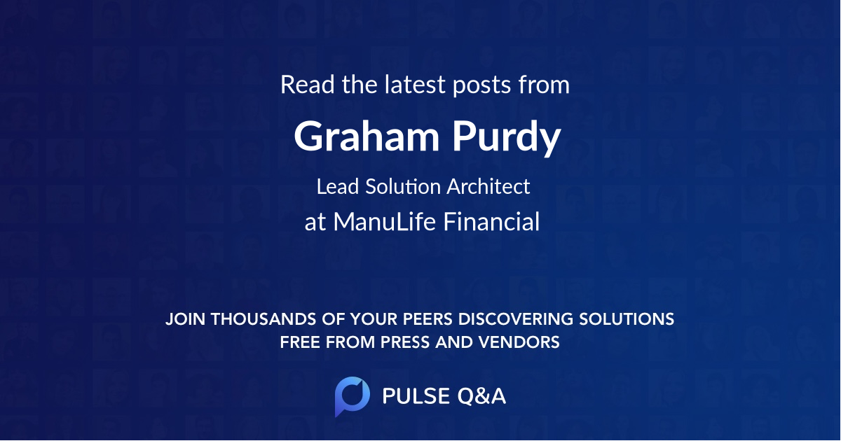 Graham Purdy