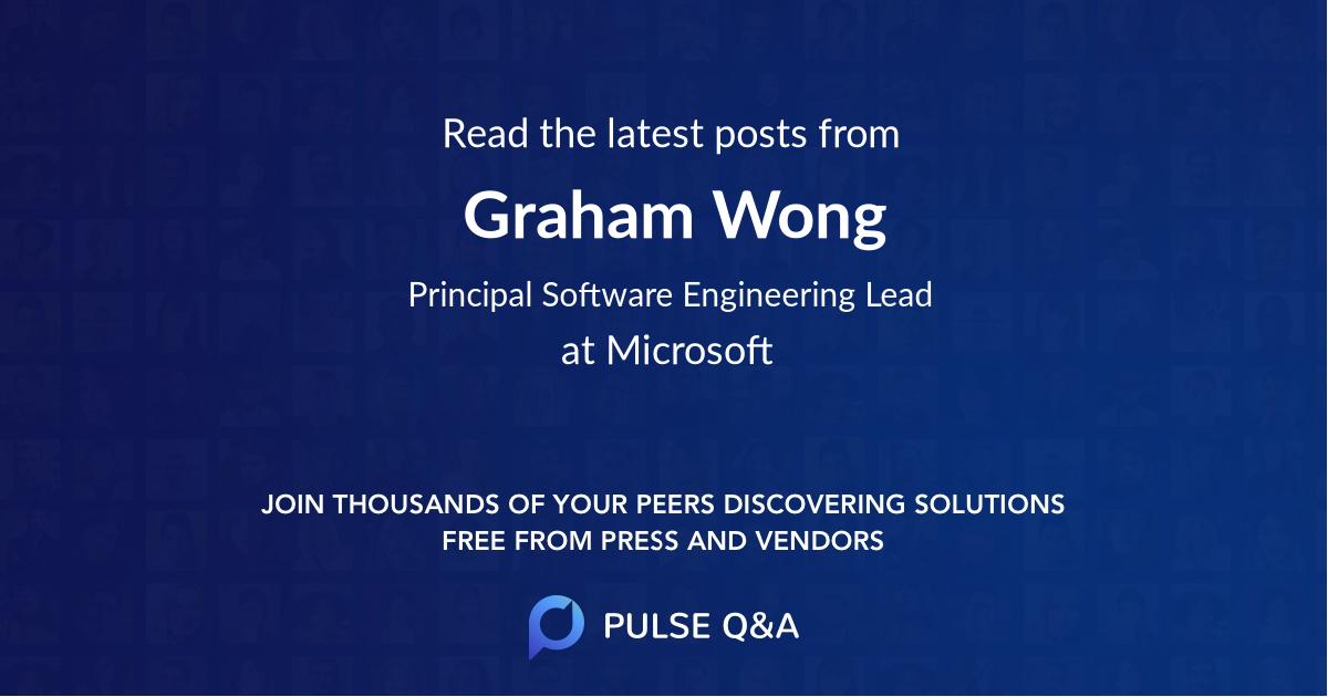 Graham Wong