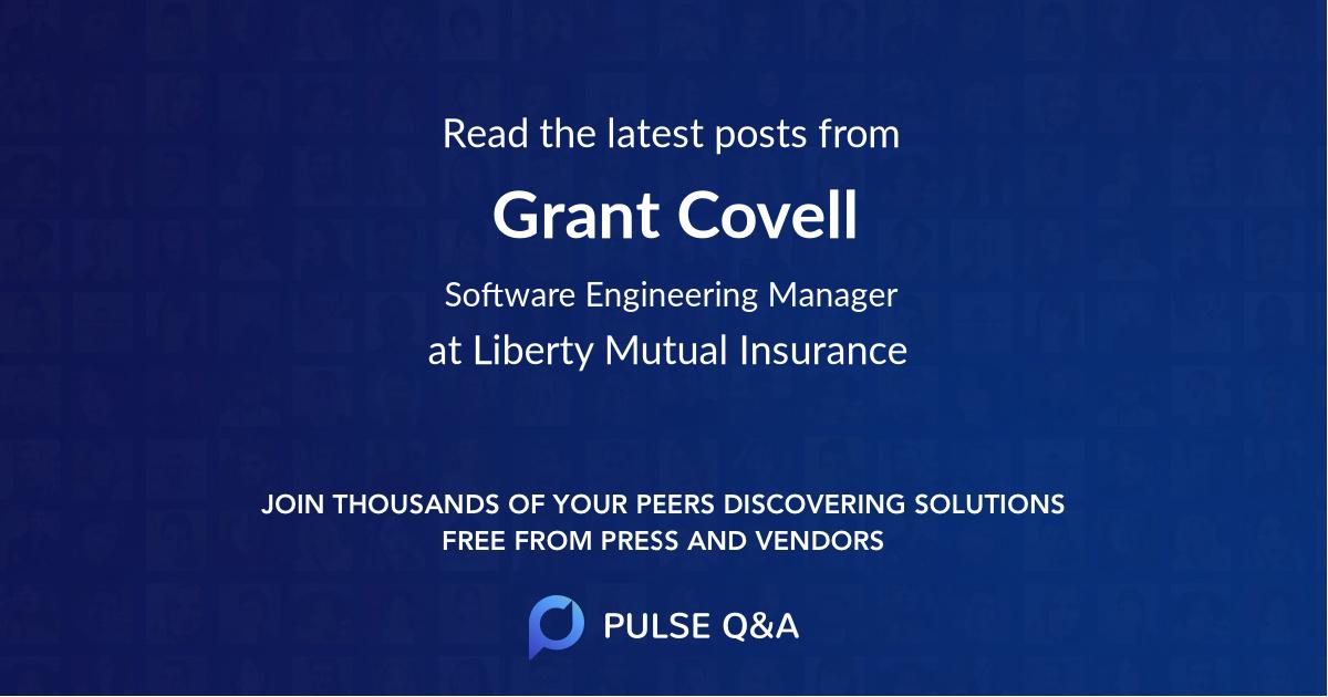Grant Covell