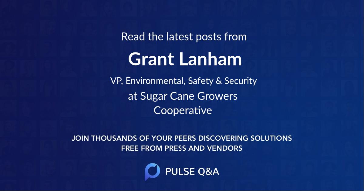 Grant Lanham