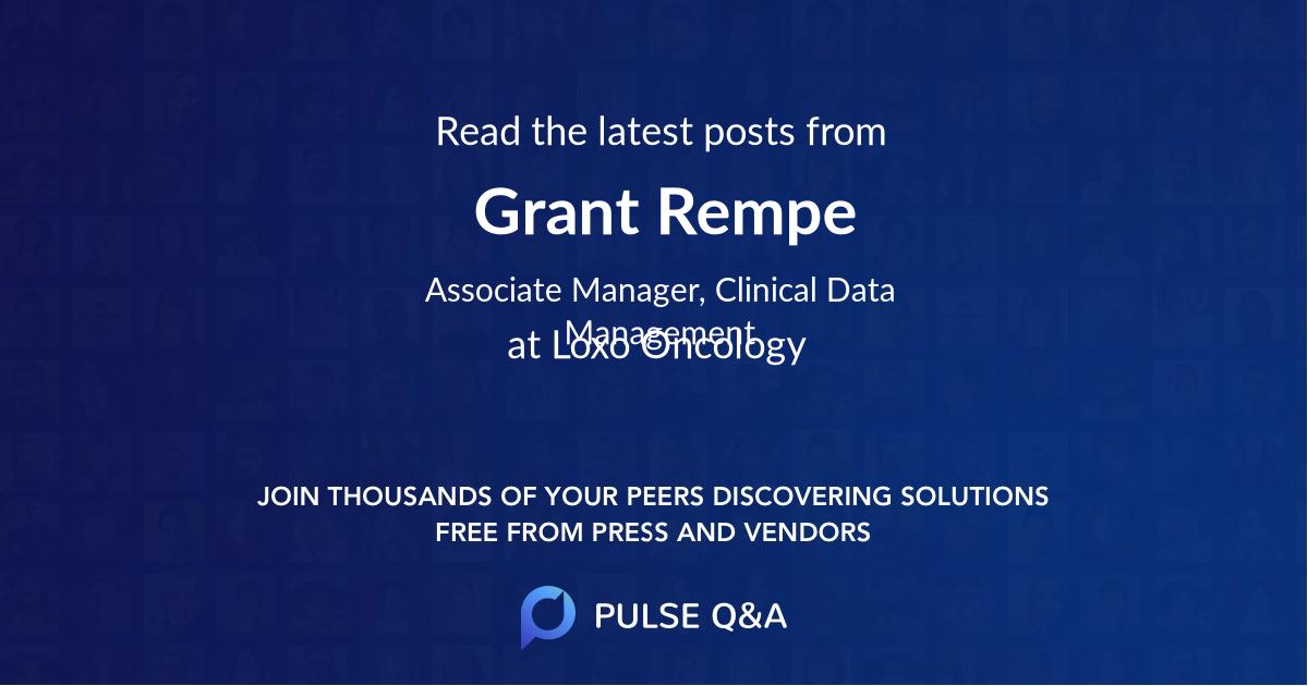 Grant Rempe