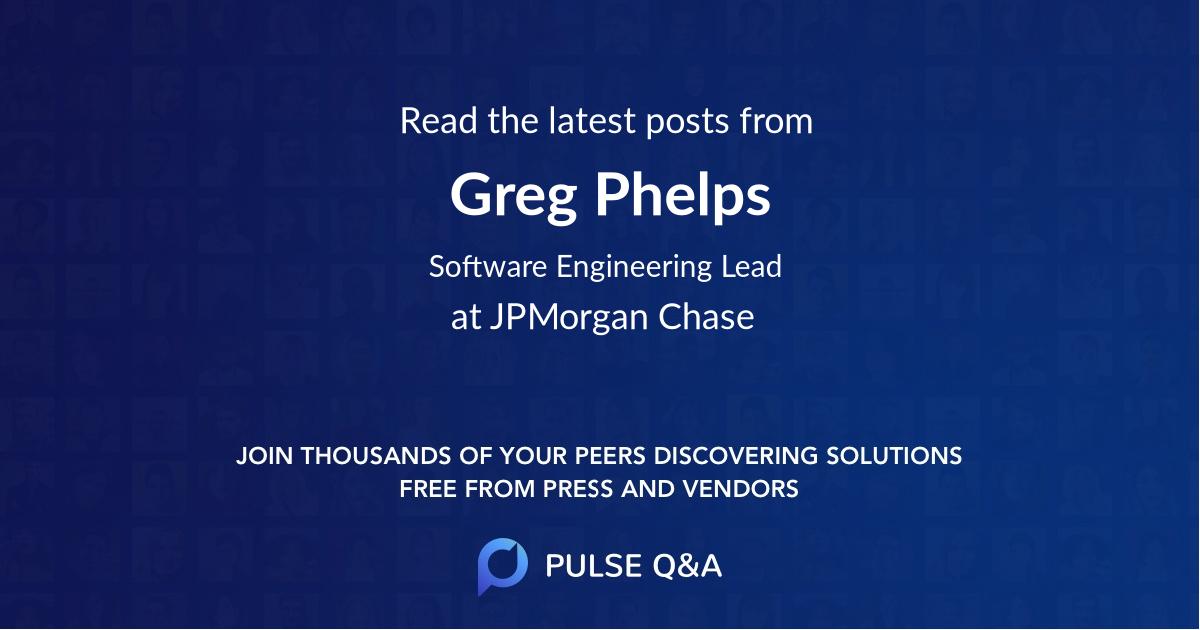 Greg Phelps