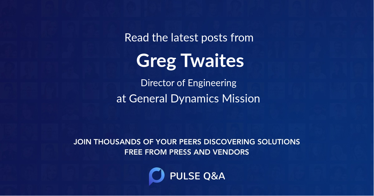 Greg Twaites