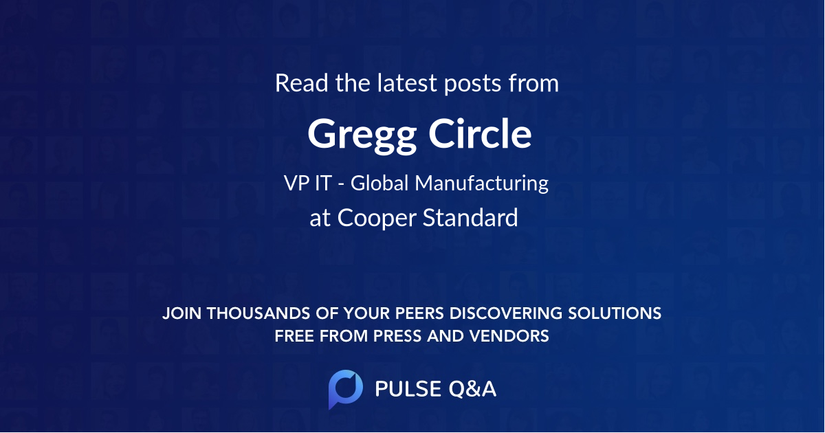 Gregg Circle