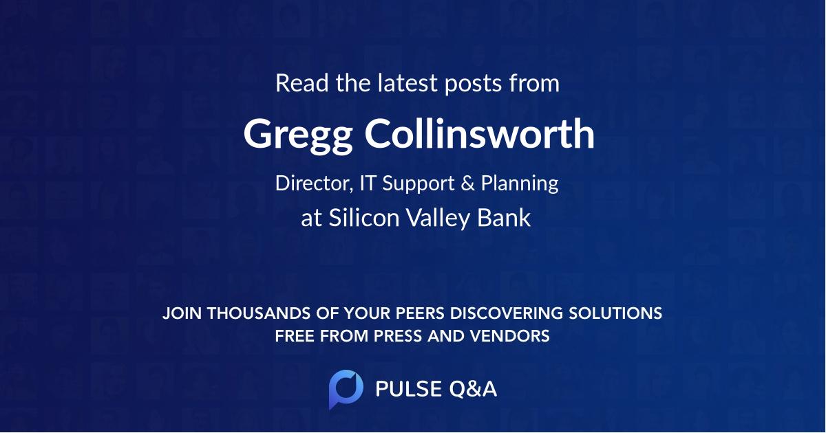 Gregg Collinsworth