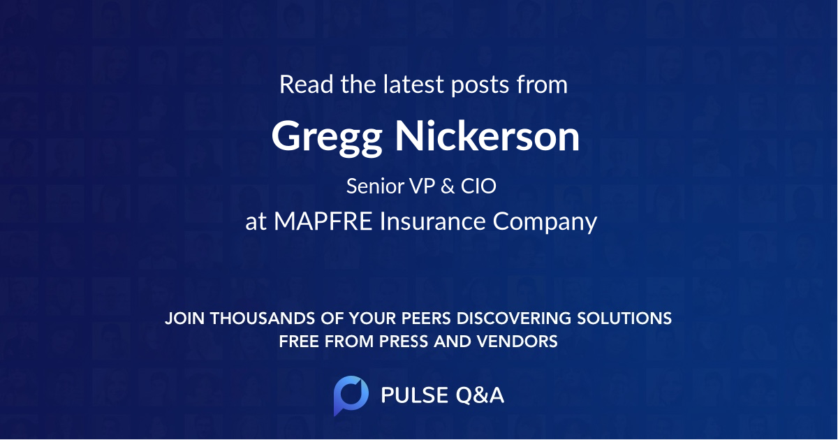 Gregg Nickerson